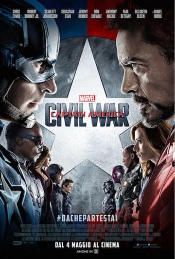 Captain America loc