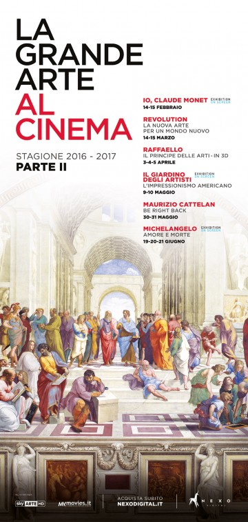 GrandeArte_Stagione2_LOCANDINA_33x70