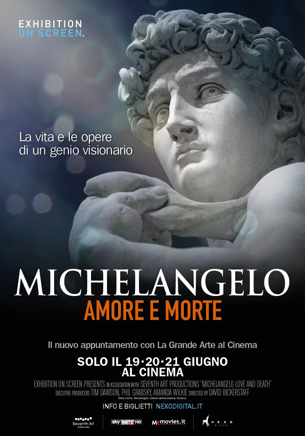 Michelangelo_POSTER_100x140