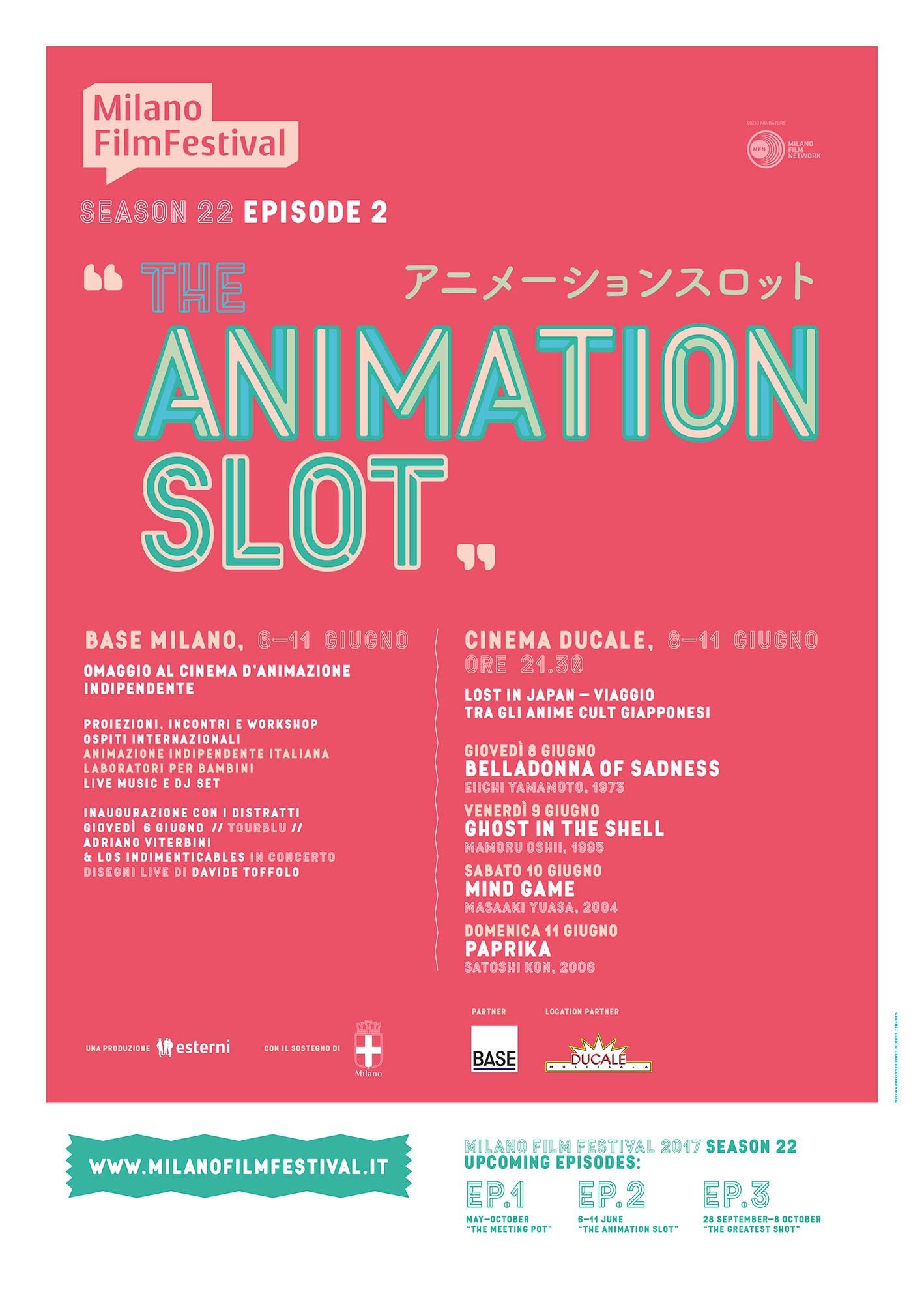The Animation Slot