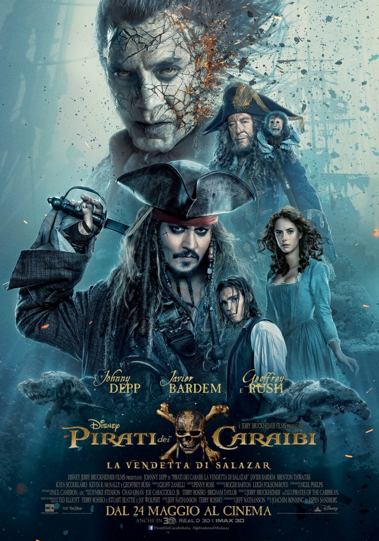 pirati caraibi