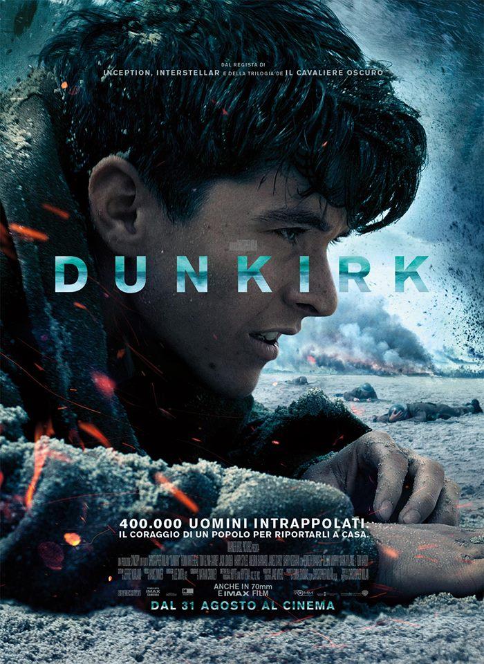 Locandina DUNKIRK 01