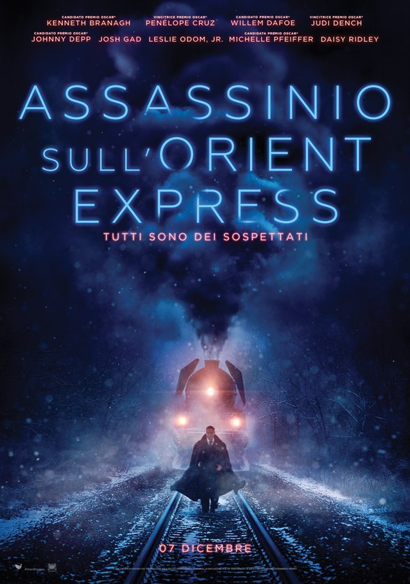Assassinio Orient Express
