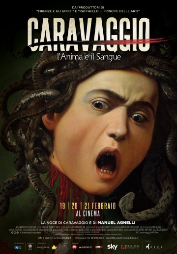 Caravaggio_POSTER_100x140