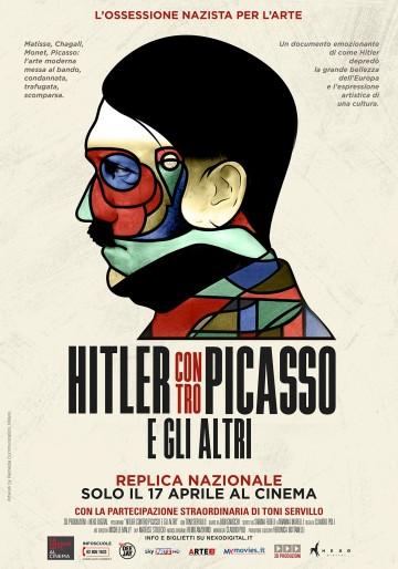 HitlerVsPicasso_POSTER_100x140