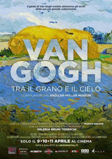 Van Gogh - grano e cielo