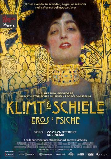 Klimt_Schiele_POSTER_100x140
