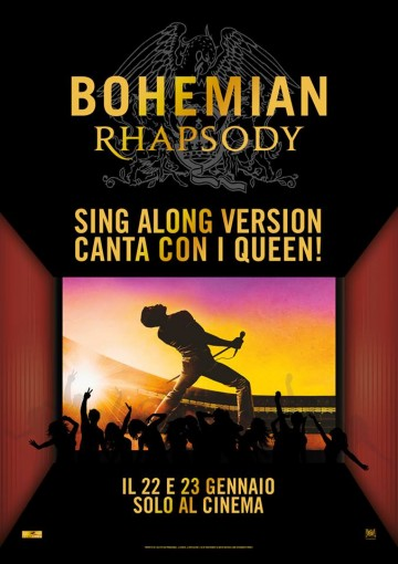 poster bR sing along