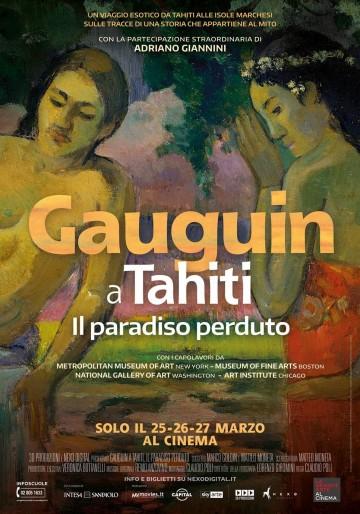 Gauguin - Paradiso Perduto