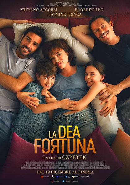poster La Dea Fortuna