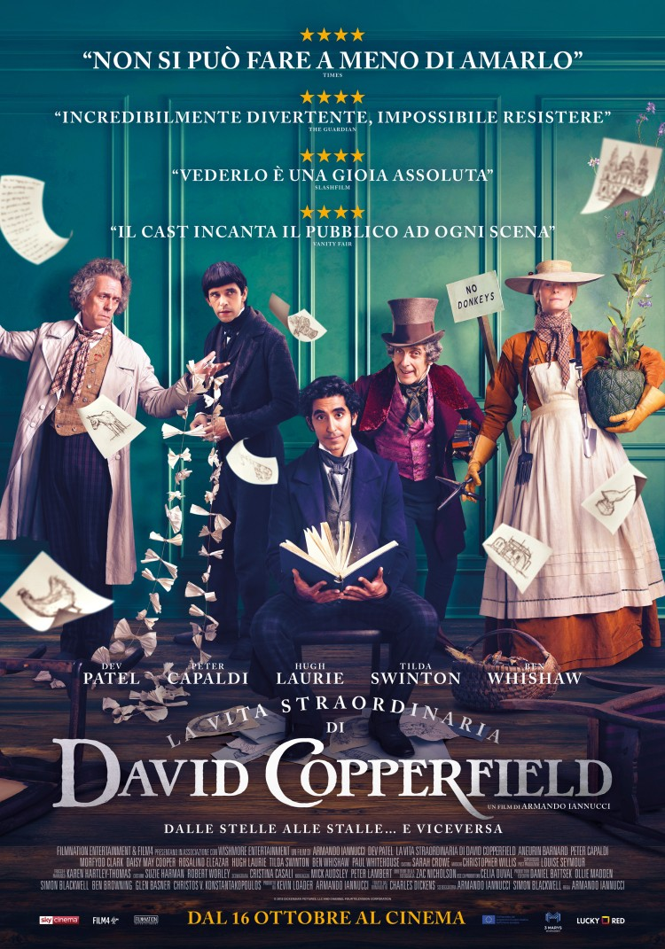 David Copperfield poster web