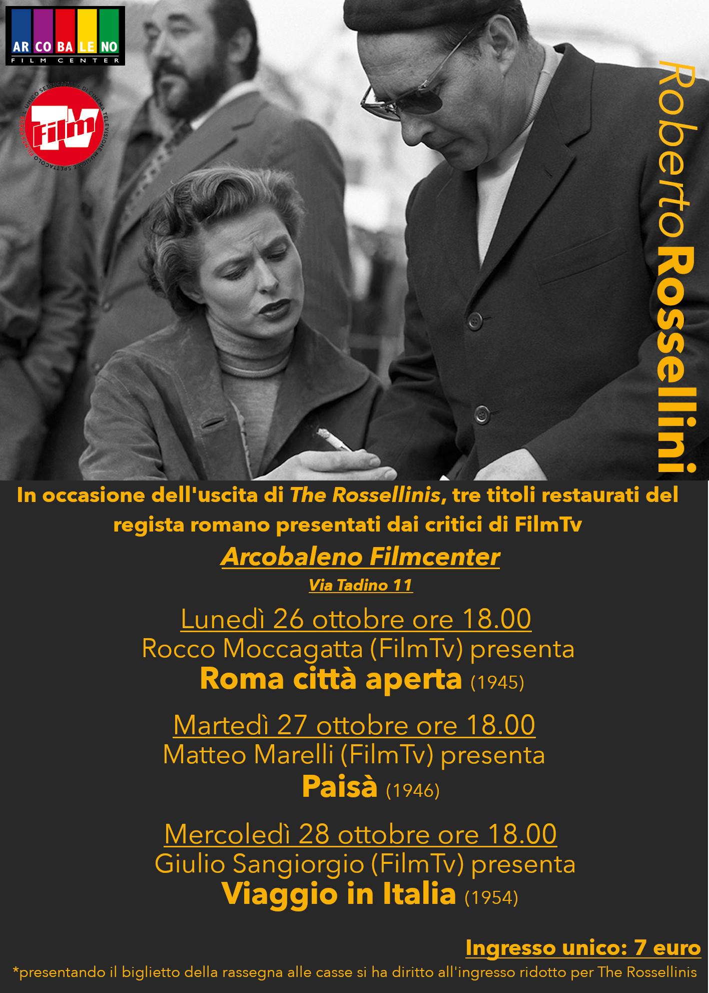 Rassegna Rossellini